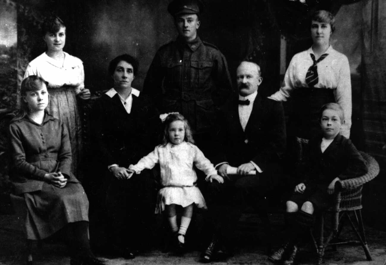 William Frederick Forsyth and Family